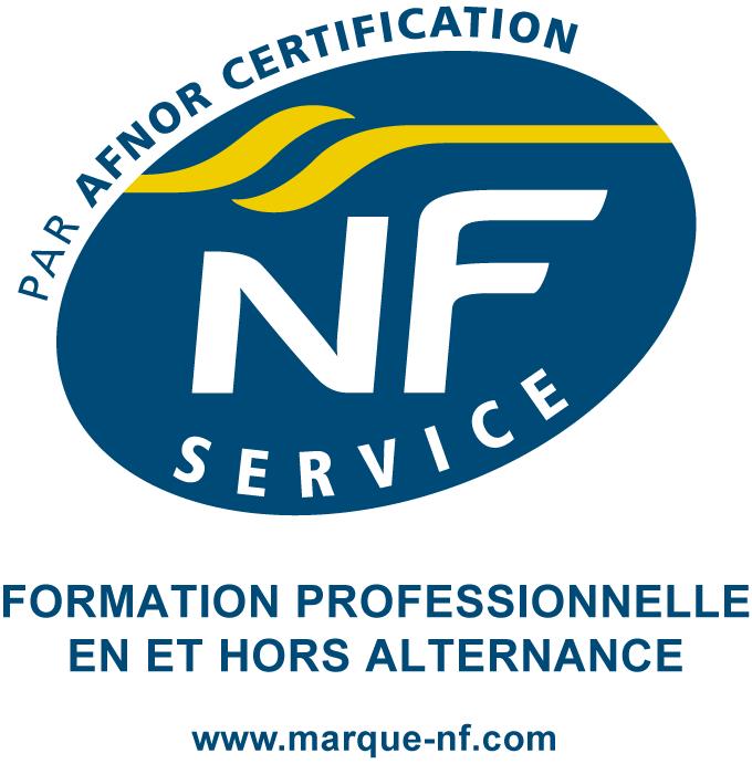 Certification AFNOR NF Service